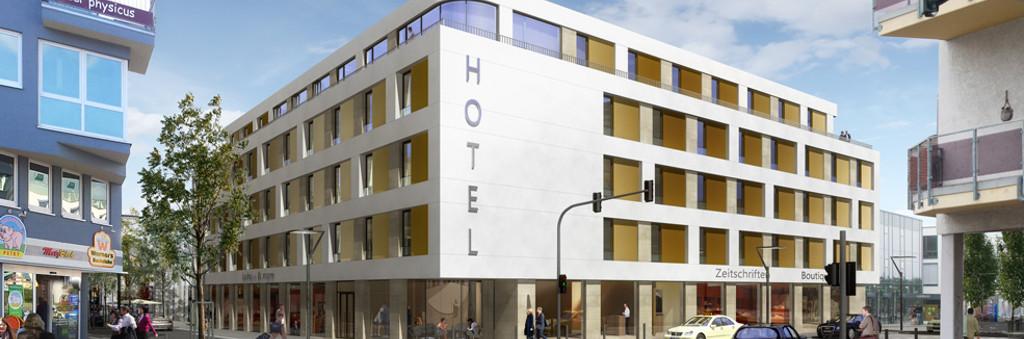 Saalwächter Hotel in Ingelheim