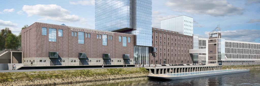 Büro- und Hotelkomplex Neuss